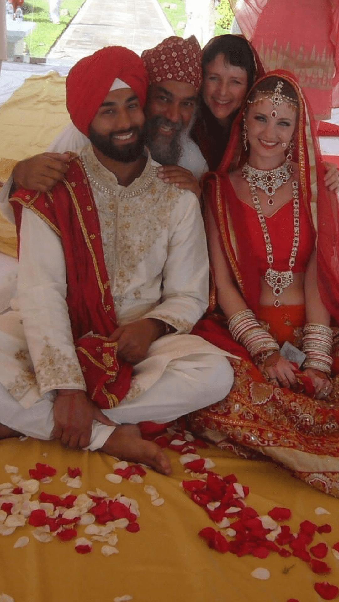 Sikh Wedding Moon Palace Cancun