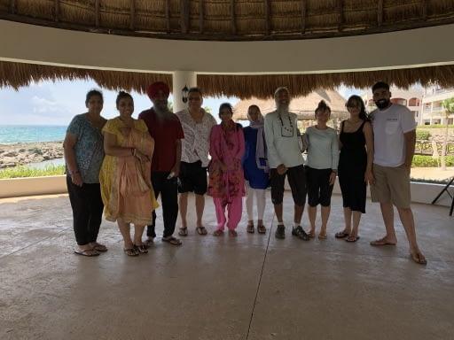 Cancun Sikh Wedding